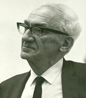 Undated Photo of Dr. Velikovsky